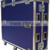 Aluminum Drum Flight Case Aluminum Transportation Case