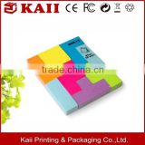 specialized in letter shaped memo pad manufacturer, letter shaped memo pad exporting factory