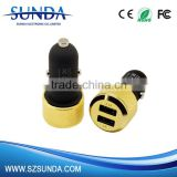 Promotional Output DC 5V Double Speed 4.8a car charger