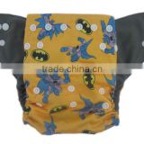 AnAnBaby Pocket Cloth Diapers Baby Diapers Charcoal Bamboo Cloth Diaper With Hip Snaps