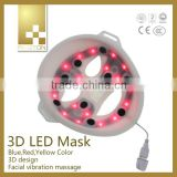 2014 Hot Sale Beauty Personal Care 3D LED Photon Light Therapy