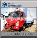 2015 new type 4X2 medium duty 5T ice-cream van truck for hot sale