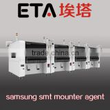 samsung mounter SM471,REFLOW OVEN,SMT PRINTER,SMT LINE,SAMSUNG CHIP MOUNTER,samsung mounter SLM110