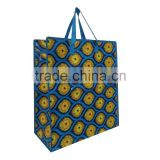 China Factory pp woven shopping bag/ Fabric and Pattern reusable shopping bag,pp woven shopping bag