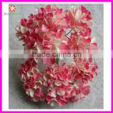 3CM artificial flower bouquets,tissue paper flowers mini roses for diy wedding accessories decoration,scrapbooking paper flowers