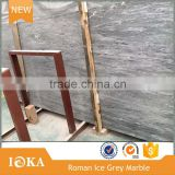 China New Ice Grey Marble 60x60 Tiles and Slabs