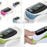 Customized Blood Oxygen Fingertip Monitor SpO2 Fingertip Pulse Oximeter Heart Rate Monitor