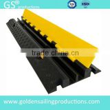 Competitive price rubber cover ramp wire protector, cable ramp for events