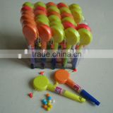 Drum with candy & whistle