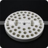 high heat resistance refractory mullite ceramic element furnace mullite disc