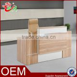 2016 office furniture small retail counter front table reception desk M1641                                                                         Quality Choice