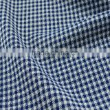Polyester Viscose Tencel elastic yarn dyed knitted fabric