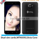 KOMAY Cheap!!! Original brand THL W200S Octa Core Android smartphone 1GB RAM 32GB ROM