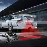 Car laser fog warning tail brake truck bike motorcycle rear end caution light