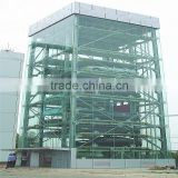 lifting tower car parking system china good supplier automated tower type car parking system tower park system