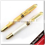 Jinhao Gold dragon pen , Jinhao gold ball pen with gold clip