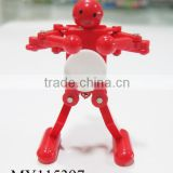 Newest & hot selling wind up dance robot toys,dancing robot toys
