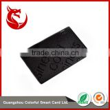 Newly design laser carving super quality stainless steel brushed card                                                                                                         Supplier's Choice