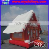 XIXI Mini small inflatable funny swiss jumping house                                                                                                         Supplier's Choice