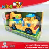 Good price Electric educational electric car truck toy truck