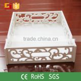 wood plastic egg tray crate egg packaging cartons tray /Food Fruit Vegetable wooden Storage tray