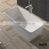 white standing baby bath tub square shaped bathtub