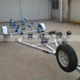 18ft high qulity boat trailer with spare tire