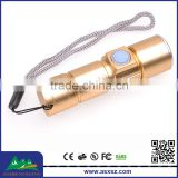Best Selling Rechargeable LED Torch Manufacturer