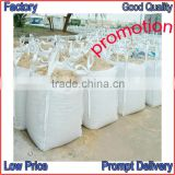 low cost from China shandong factory woven polypropylene ton sand bags
