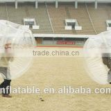 2016 Wholesales human inflatable bumper bubble ball,football bubble suits,jogo bumper ball                                                                                                         Supplier's Choice