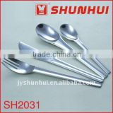 4PCS stainless steel kids cutlery set