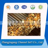Seamless copper alloy pipes factory price