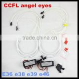 ccfl angel eyes for bmw e46 e36 e38 e39 ccfl headlight for bmw ccfl angel eyes for bmw e39 with non projector