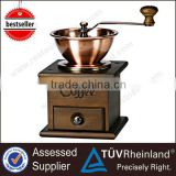 2016 Shinelong Hot Sale Manual Antique Coffee Grinder Hand