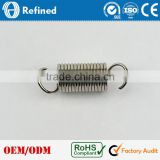 Zinc-plated steel coil extension springs with competitive price