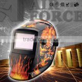 AF L550S-6 Made in China comfortable and safety welding helmet with air filter