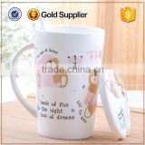 2016 high quality sublimation printed ceramic color changing mug cup                                                                         Quality Choice
