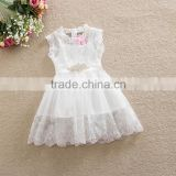 Wholesale Boutique Clothing Lace Bella Dresses For Little Girls, Hand Made Baby Girl Dress, Girls Summer Boutique