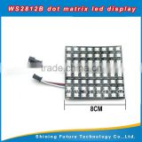 flexible led display price,flexible led display panel,flexible ws2812b led dot matrix display