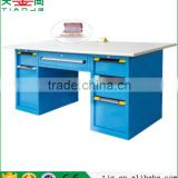 China TJG 50T Resin Composite Board Desktop Working Table For Electronics Factory, Research Room, Hospital School Work
