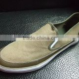 2011 Collection Khaki vulcanized shoes men's casual shoe all sizes Sneaker Manufacturer in China Export to US