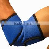 neoprene waterproof promotional logo customized neoprene magnetic elbow support