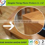 home furniture 3mm wood color pvc edge banding,2mm pvc door edge banding,pvc door edge banding