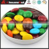 2g 1.8CM Big Chocolate Bean / Multicolor Chocolate in Bulk