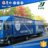 Container Side Curtain Pvc Tarps