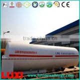 Global exports 12985x2490x3990 LNG transport tanker Semi trailer