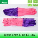long cuff garden household gloves