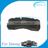 Auto chassis parts 3501-01534 bus brake pad bus parts