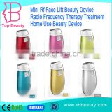 OEM Intelligent best mini Fractional RF rf skin tightening beauty machine With USB Charging for homeuse