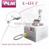 808 Most advanced 808nm diode laser / diode laser with skin tightening care beauty machine/protable hair removal machine